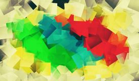 bright yellow red green colors suitable for abstract themed backgrounds royalty free stock image