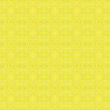 Bright yellow shapes wallpapper background Royalty Free Stock Photography