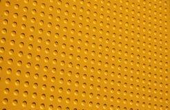 Bright yellow sidewalk Stock Image
