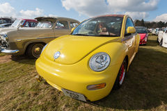 VW Beetle Royalty Free Stock Photography