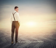 Brighter future Royalty Free Stock Images
