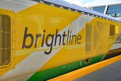 Brightline Стоковые Фото