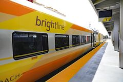 Brightline Immagine Stock Libera da Diritti