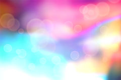 Brightly colored abstract Royalty Free Stock Photography
