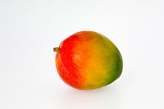Colorful Whole Mango Fruit Stock Photo