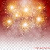 Brightly Colorful Fireworks. Transparent illustration of Fireworks. Holiday fireworks background. Brightly Colorful Fireworks. Holiday fireworks background Stock Photos