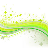 Brightly Green Royalty Free Stock Images