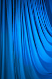Brightly lit curtains for  background Stock Photos