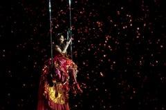 brightman symfonivärld för s sarah Royaltyfri Fotografi