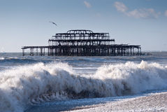 Brighton photo stock