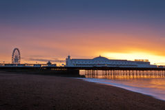 Brighton fotografie stock libere da diritti