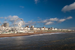 Brighton Royalty Free Stock Photos