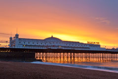 Brighton Stock Image