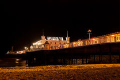 Brighton Royalty Free Stock Photo