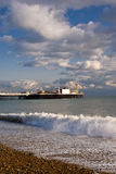 Brighton Fotografia Stock Libera da Diritti