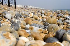 Brighton. Beach Royalty Free Stock Photos