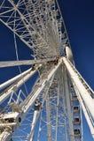 Brighton Angleterre - détail de roue de Brighton Image libre de droits