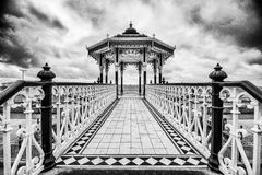 Brighton  Bandstand Royalty Free Stock Photography