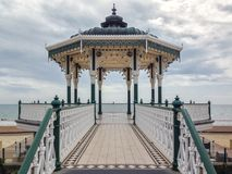 Brighton Bandstand. Stock Photos