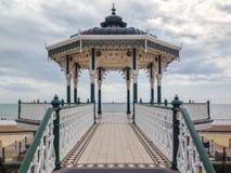 Brighton Bandstand. Stock Photos