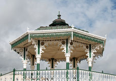 Brighton Bandstand Stock Photography
