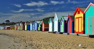 Brighton Beach imagenes de archivo