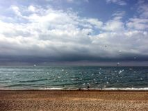 Brighton Beach imagens de stock
