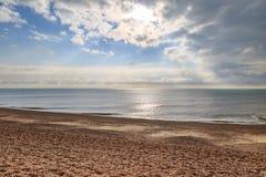 Brighton Beach photographie stock libre de droits