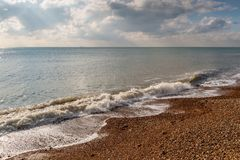 Brighton Beach Foto de archivo