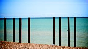 Brighton Beach Photos libres de droits