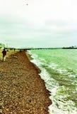 Brighton Beach Foto de archivo libre de regalías