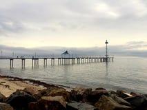 Brighton Beach Lizenzfreie Stockbilder