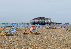 Free Brighton Beach And Pier, Sussex Royalty Free Stock Image - 9499816