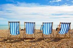 Brighton beach. Brighton, England Royalty Free Stock Photo