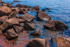 Brighton Beach Duluth 7 Lizenzfreie Stockfotos