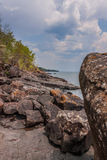 Brighton Beach Duluth 2 Stock Images