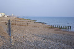 Brighton Beach. East Sussex in Summer 2014 Stock Photography