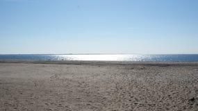 Brighton Beach, em Yourk novo Foto de Stock