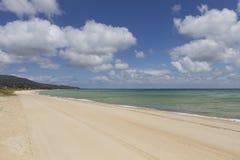 Brighton Beach in Melbourne, Australia Stock Photography