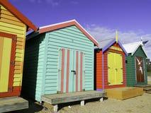 Brighton Beach, Melbourne, Victoria, Australia Royalty Free Stock Photography