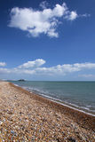 Brighton beach seaside west sussex uk Royalty Free Stock Images