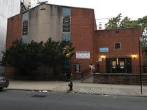 Brighton Beach Synagogue Stockfoto