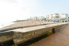 Brighton beach Stock Photography
