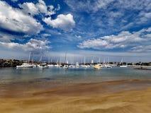Brighton Beach, Wollongong NSW Australie image libre de droits