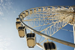 Brighton Big Wheel Fotografia de Stock