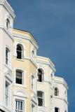 brighton byggnader Arkivfoto