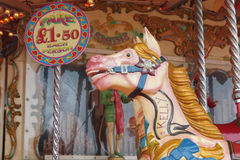 Brighton Carousel photo stock