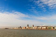 Brighton city, England. Stock Image
