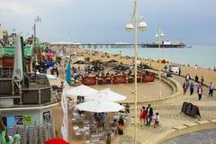 Brighton Coast Royalty Free Stock Images
