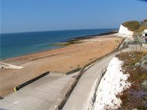 Brighton coast Stock Image